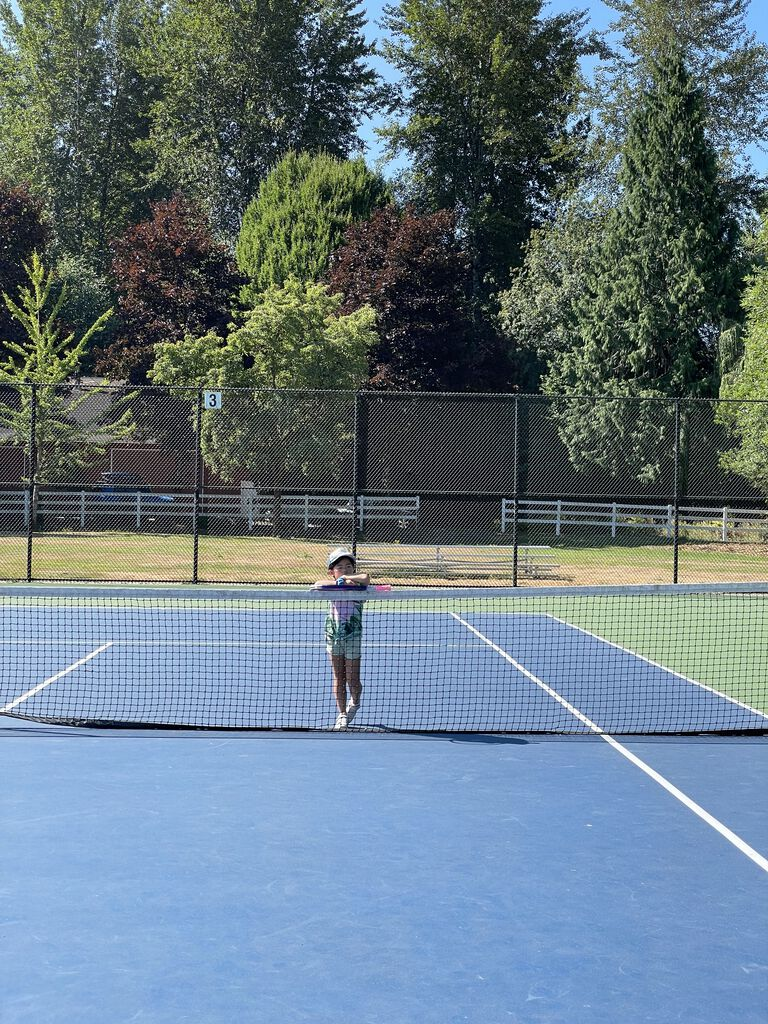 large in-store tennis selection in washington