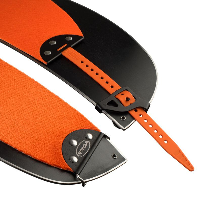 Voile Nylon Splitboard Skins with Tail Clips image number 1