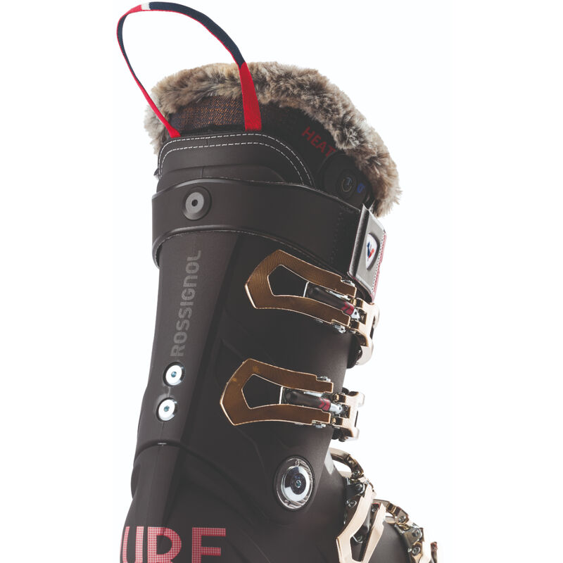 Rossignol Pure Pro Heat Ski Boots Womens image number 2
