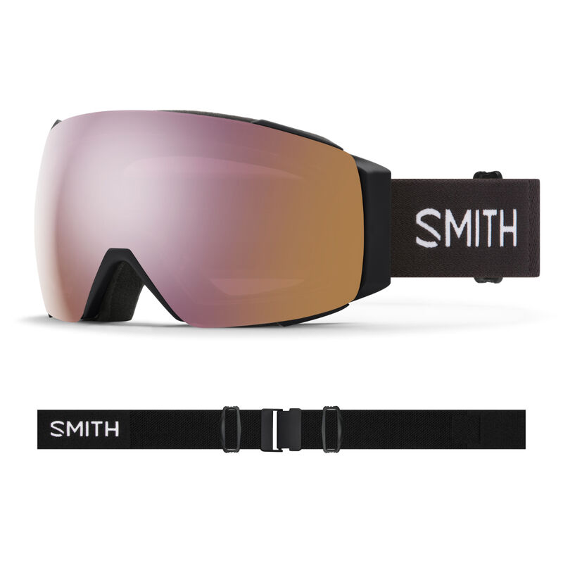 Smith I/O Mag Asian Fit Goggles + Everyday Rose Lens image number 0