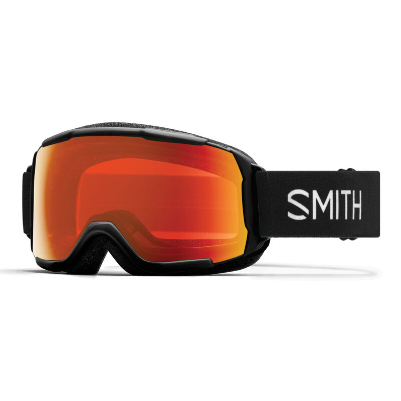 Smith Grom Goggles + Chromapop Red Mirror Lens Kids image number 0