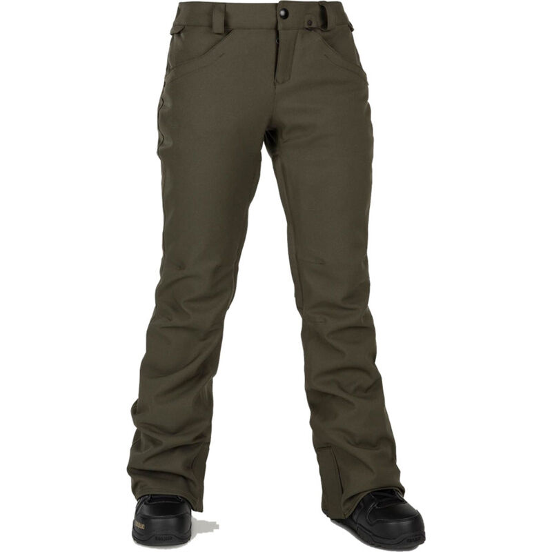 Volcom Grail 3D Stretch Pants Womens image number 0