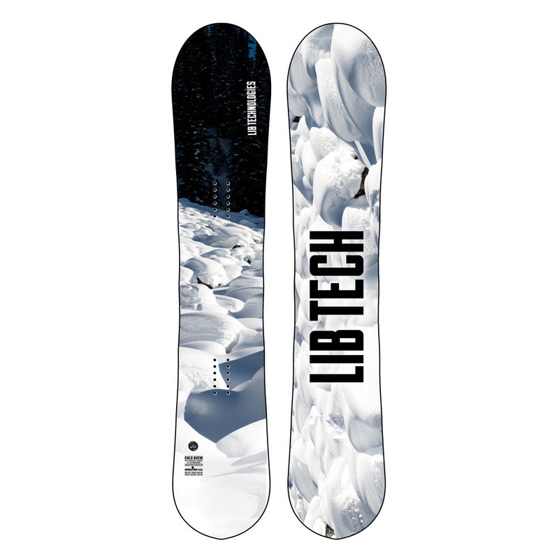 Lib Tech Cold Brew Snowboard image number 0
