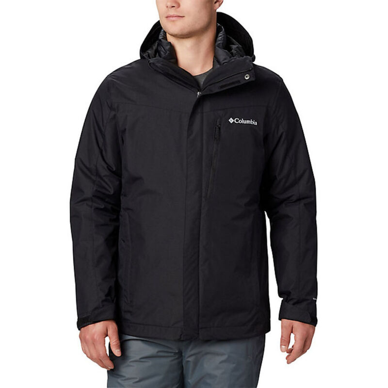 Columbia Whirlibird IV Insulated Interchange Jacket Mens image number 0