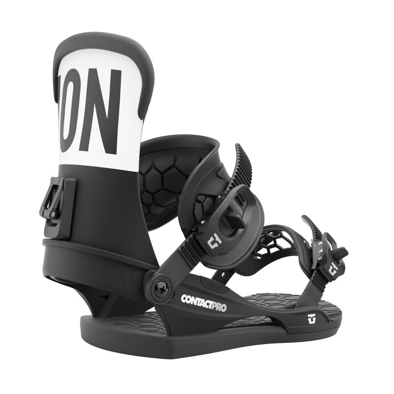 Union Contact Pro Snowboard Bindings image number 1
