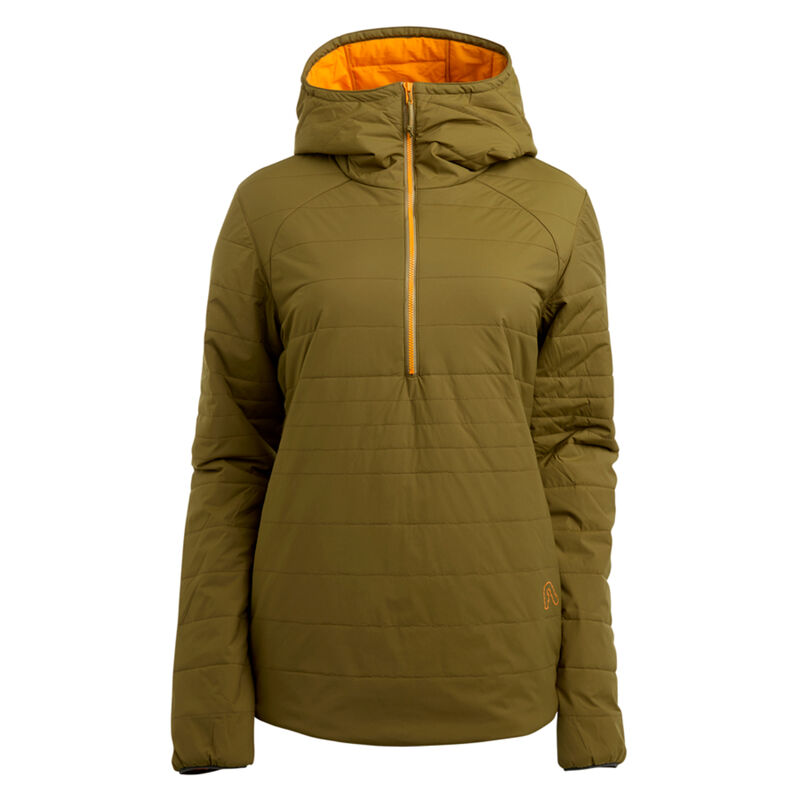 FlyLow Ronan Insulated Anorak Jacket Womens image number 0
