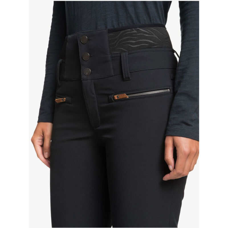 Roxy Rising High Shell Snow Pants Womens image number 2