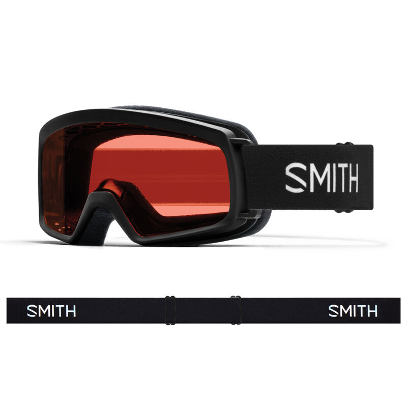 Smith Rascal RC36 Black Goggles Juniors image number 0