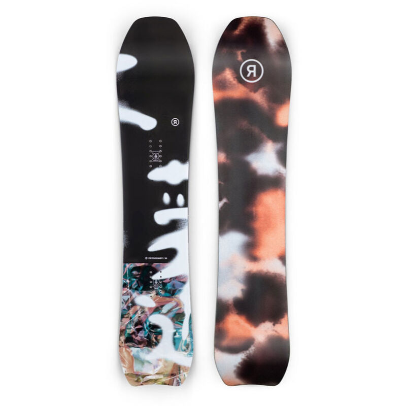 Ride Psychocandy Snowboard Womens image number 0