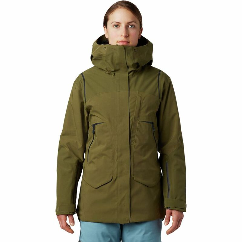 Mountain Hardwear Boundary Line Gore-Tex Insulated Jacket Womens image number 0