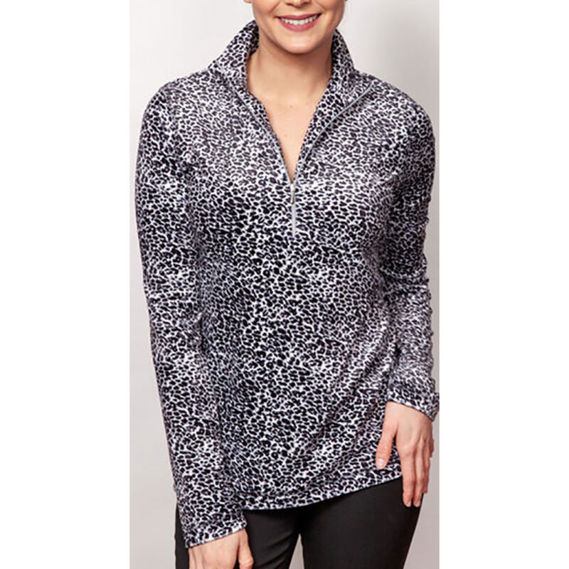 Sno Skins Cozy T Neck Womens image number 0