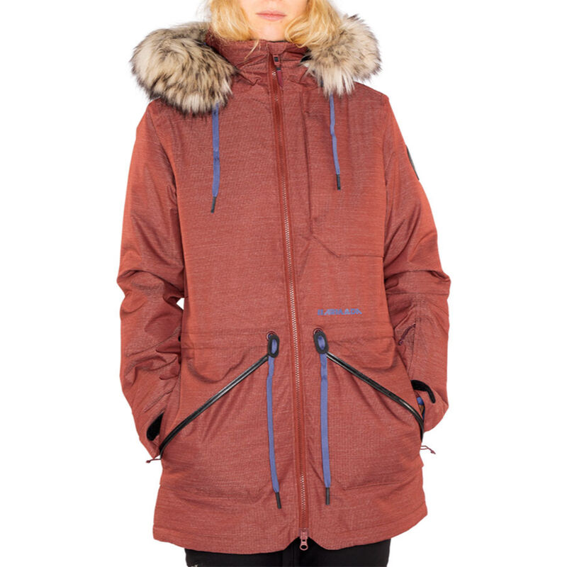 Armada Lynx Insulated Jacket Womens image number 0