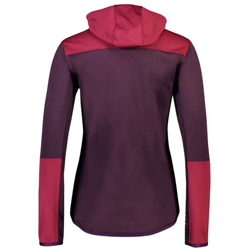 Mons Royale Approach Tech Mid Hoody Womens image number 1