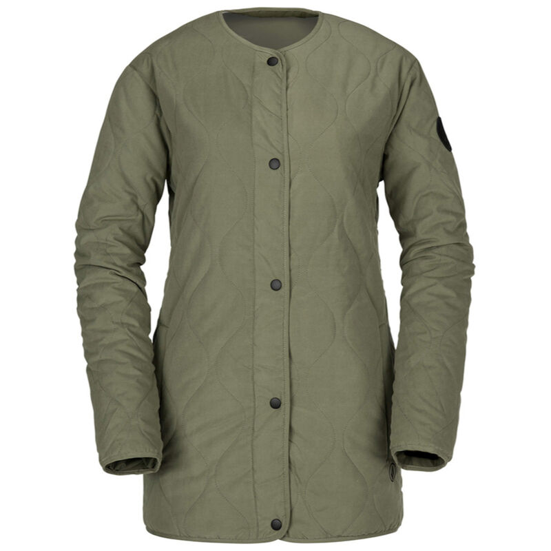 Volcom Insulated Jacket Liner Womens image number 0