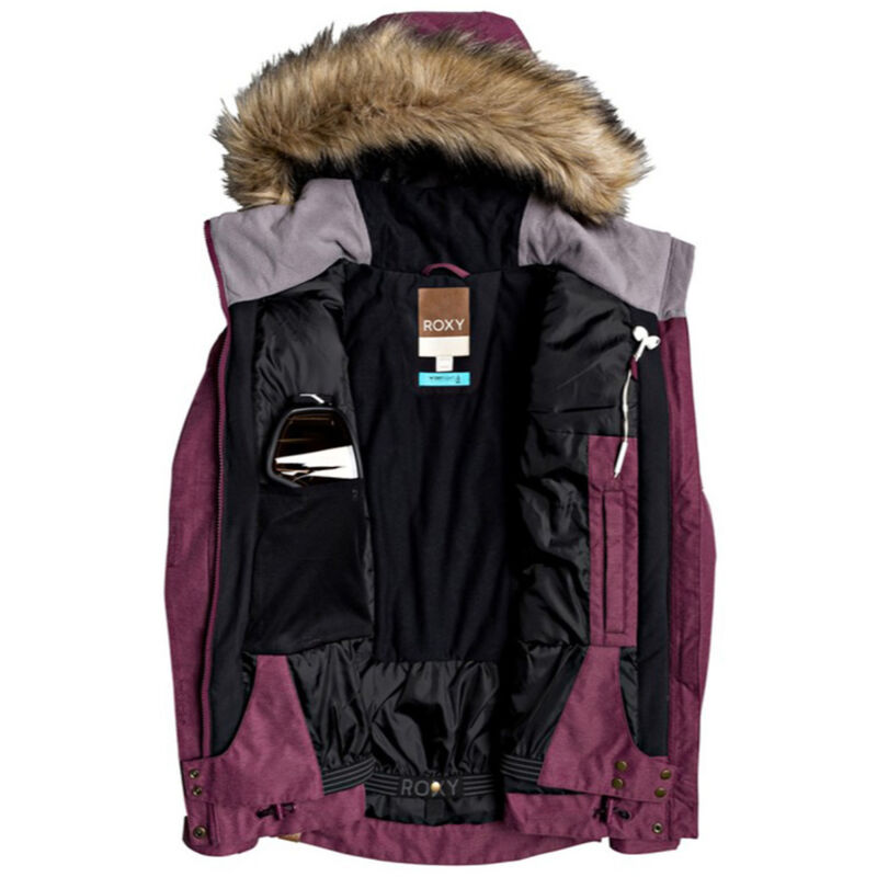 Roxy Meade Jacket Womens image number 2