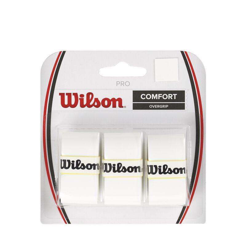 Wilson Pro Overgrip 3 pack Assorted Colors image number 1