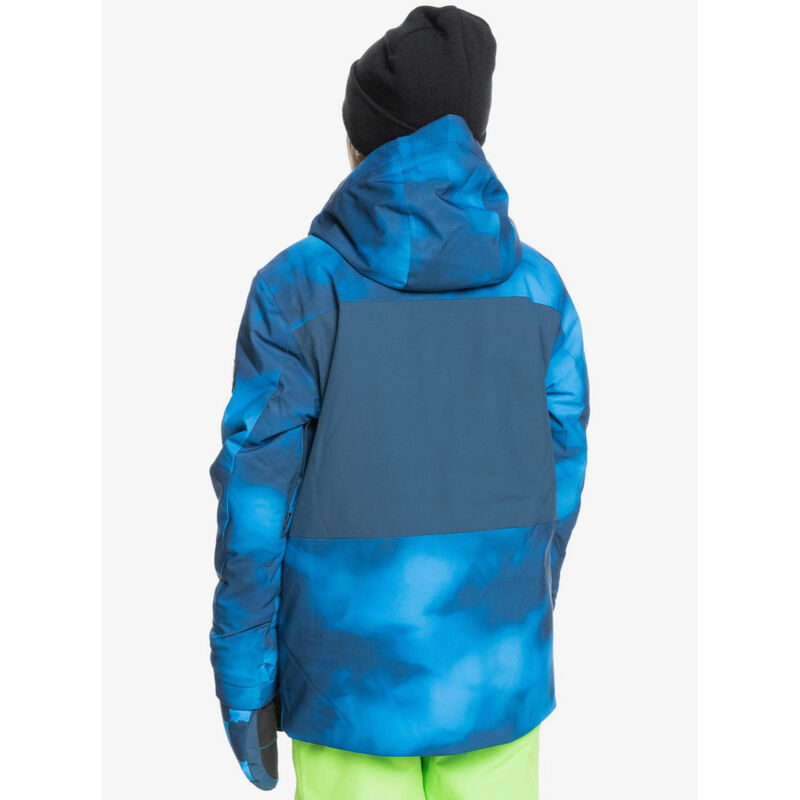 Quiksilver Side Hit Snow Jacket Boys image number 1