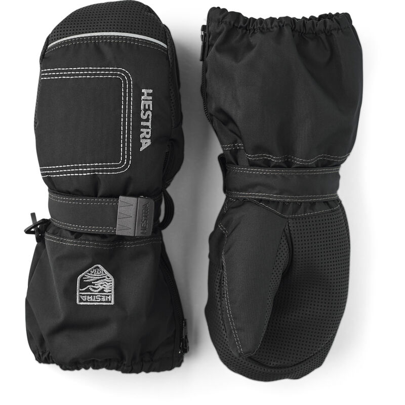 Hestra Baby Zip Long Mittens Toddlers image number 0