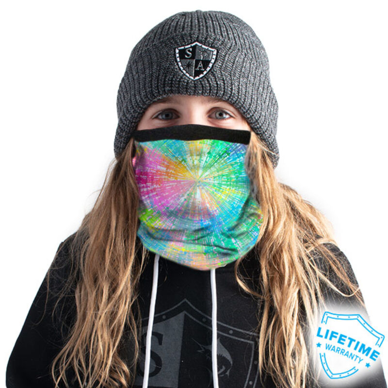 SA Company Frost Tech Fleece Lined Face Shield Kids image number 0