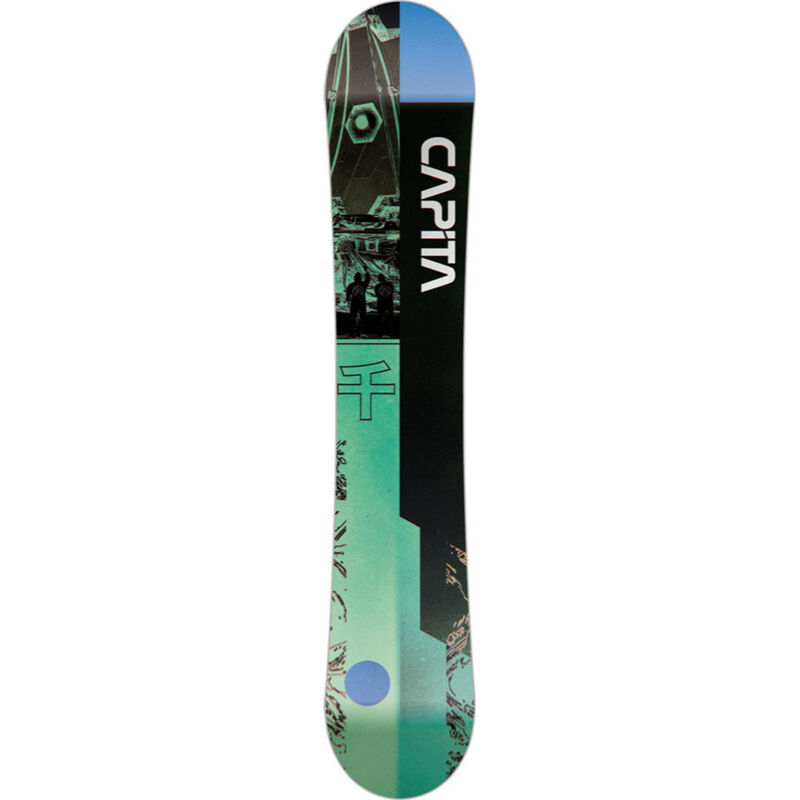 CAPiTA Outerspace Living Snowboard Mens image number 5
