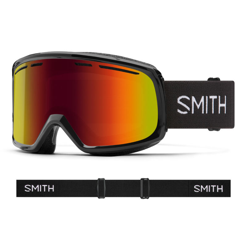 Smith Range Goggles + Red Sol-X Lenses image number 0
