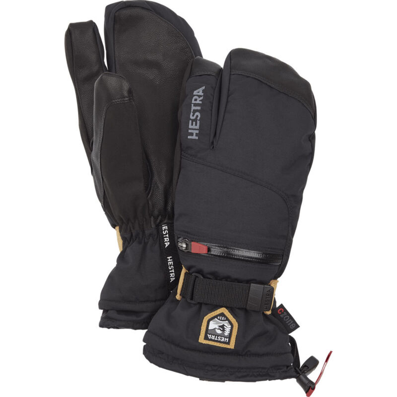 Hestra All Mountain CZone 3-Finger Mens image number 0