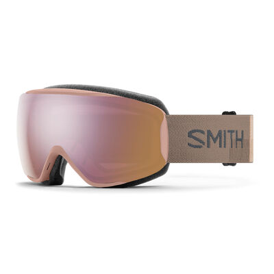 Smith Moment Everyday Rose Gold Womens Goggles