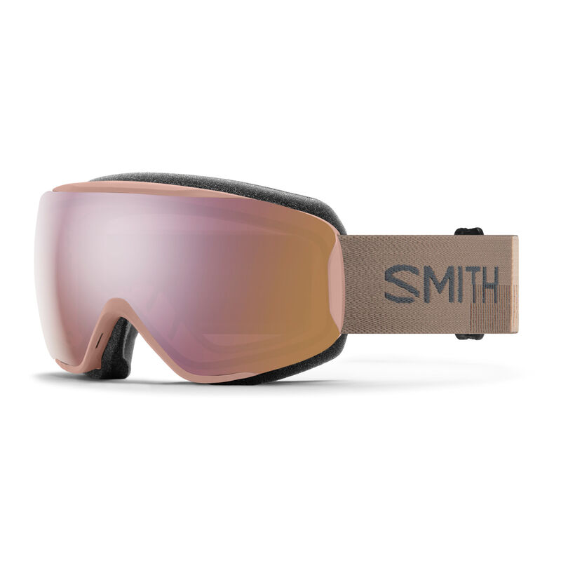 Smith Moment Everyday Rose Gold Womens Goggles image number 0