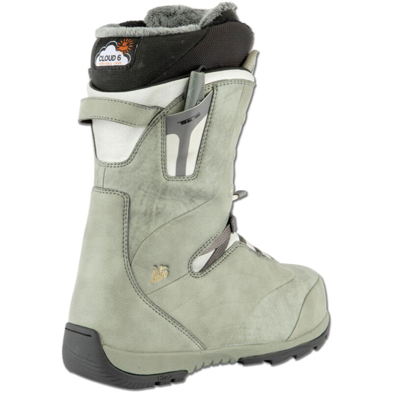 Nitro Crown TLS Snowboard Boots Womens image number 1
