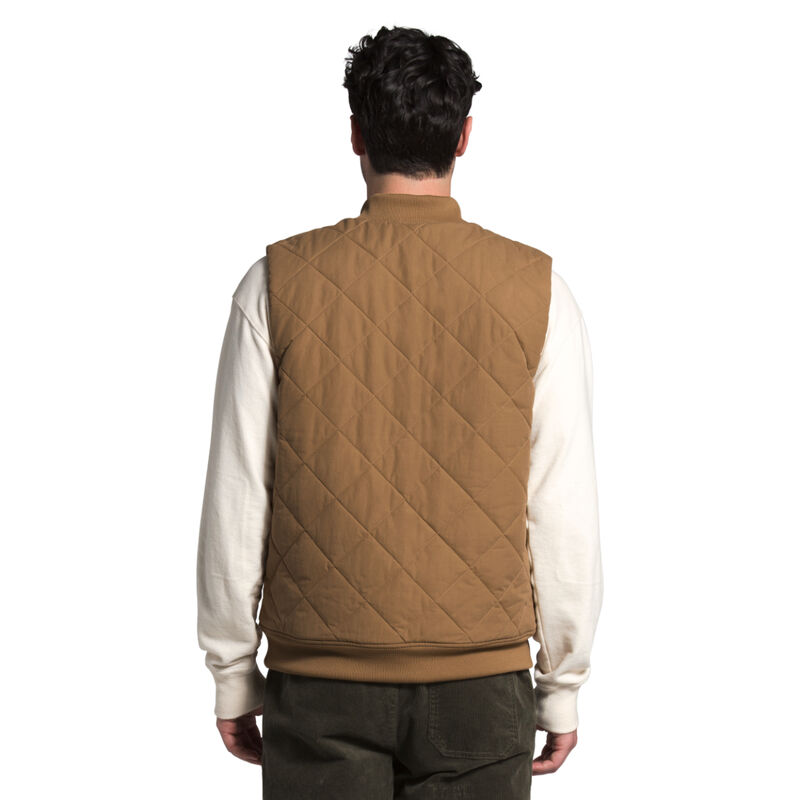 The North Face Cuchillo Insulated Vest Mens image number 1