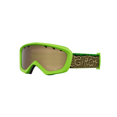 Giro Chico Goggles + Amber Rose Lens Toddlers