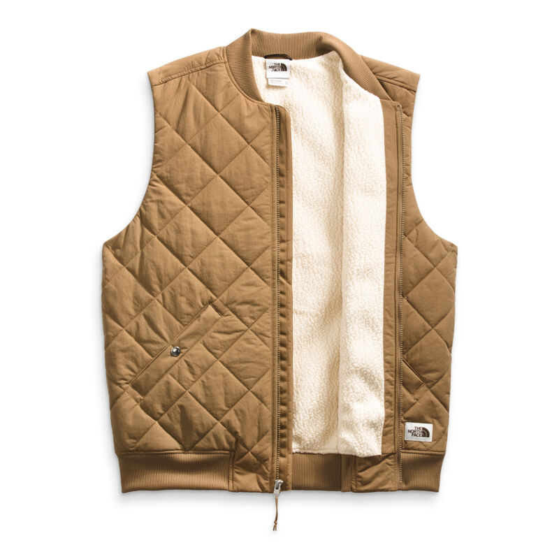 The North Face Cuchillo Insulated Vest Mens image number 0