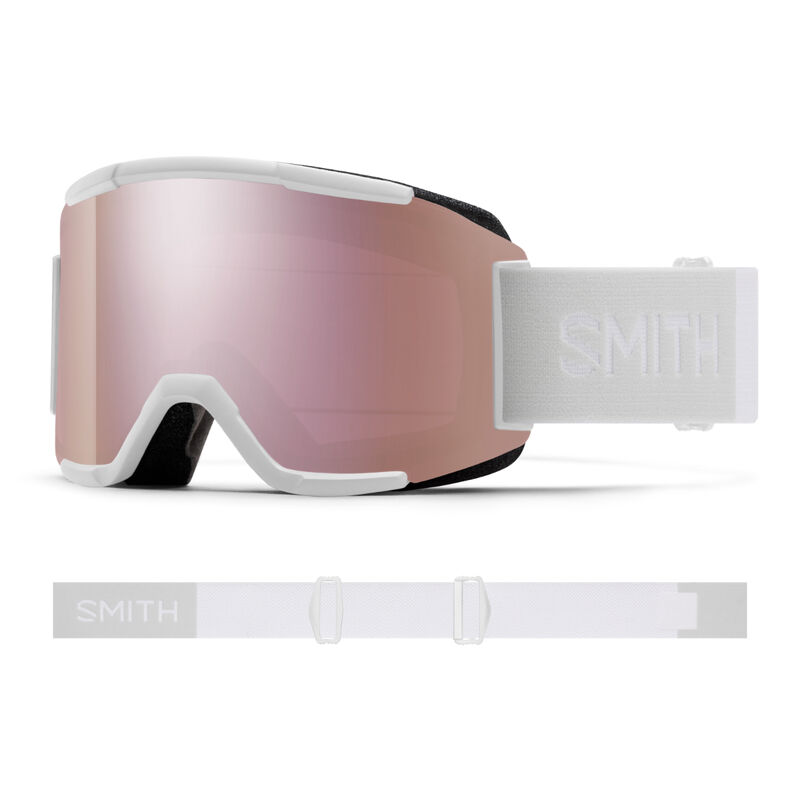 Smith Squad Everday Rose Gold Goggles image number 0
