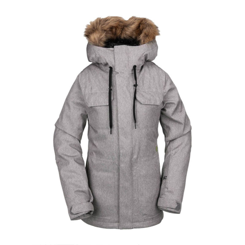 Volcom Shadow Insulated Jacket Womens image number 0