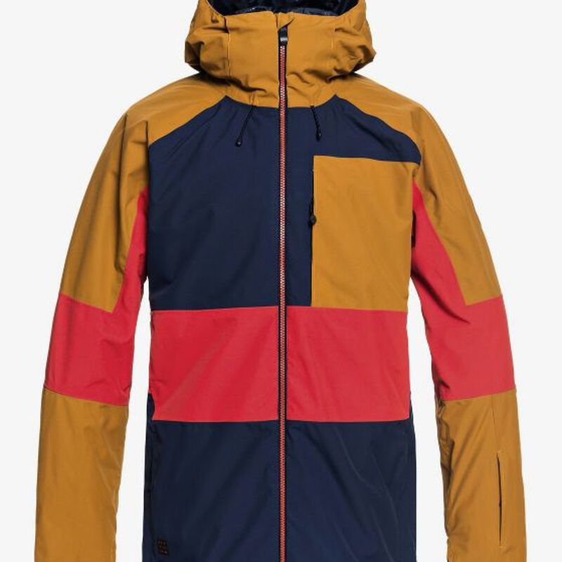 Quiksilver Sycamore Jacket Mens image number 0