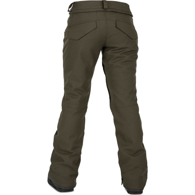 Volcom Grail 3D Stretch Pants Womens image number 1