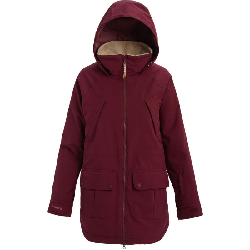 Burton Prowess Jacket Womens image number 0
