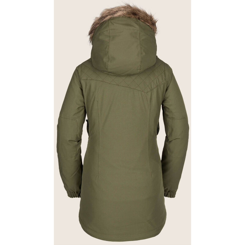 Volcom Shadow Insulated Jacket Womens image number 1