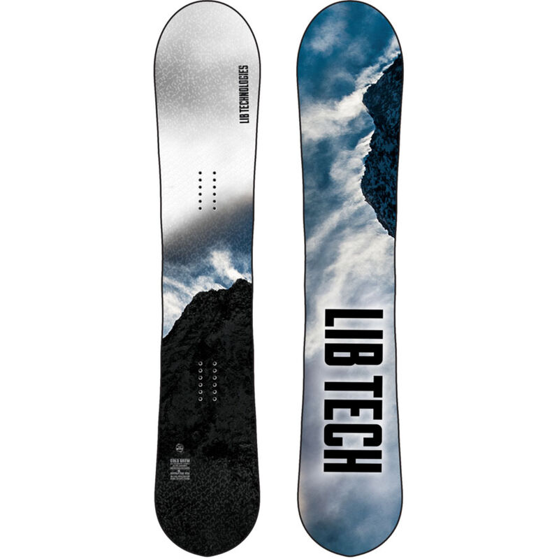 Lib Tech Cold Brew Snowboard Mens image number 0