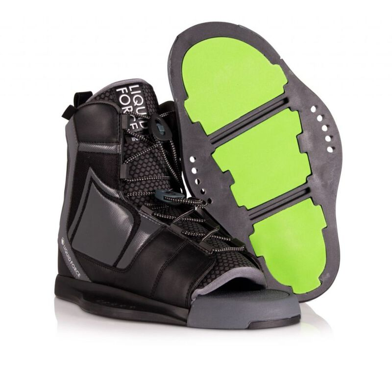 Liquid Force Trip Wakeboard with Index Boots image number 1
