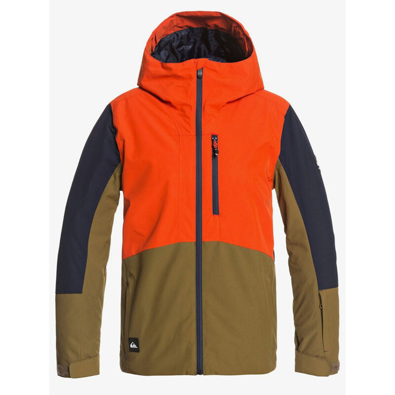 Quiksilver Ambition Snow Jacket Boys image number 0