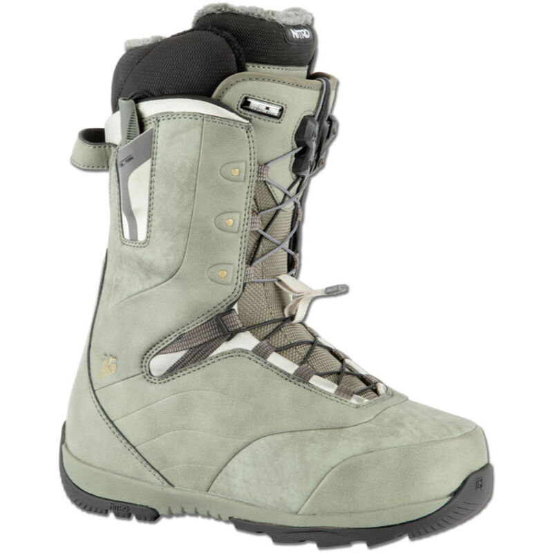 Nitro Crown TLS Snowboard Boots Womens image number 0