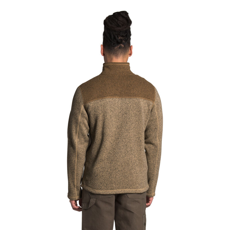 The North Face Gordon Lyons 1/4 Pullover Mens image number 2