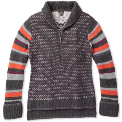 Smartwool Chup Potlach 1/2 Zip Sweater Womens