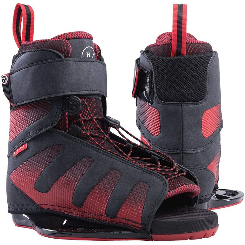 Hyperlite Baseline Wakeboard with Session Boots image number 2