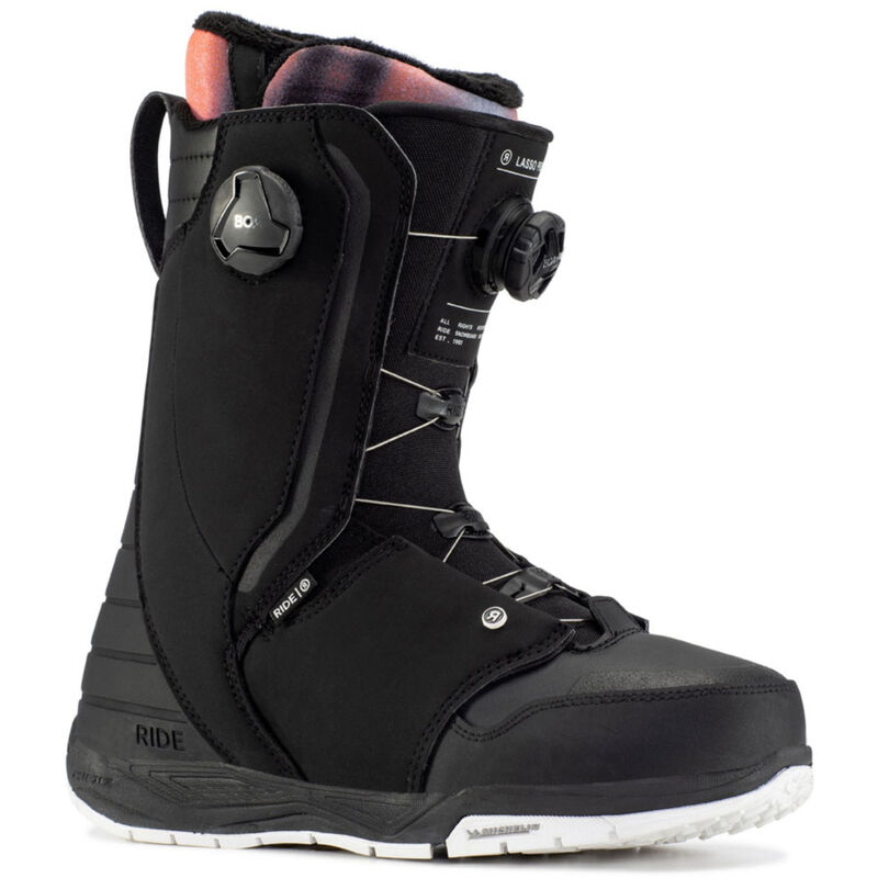 Ride Lasso Pro Snowboard Boots Mens image number 0
