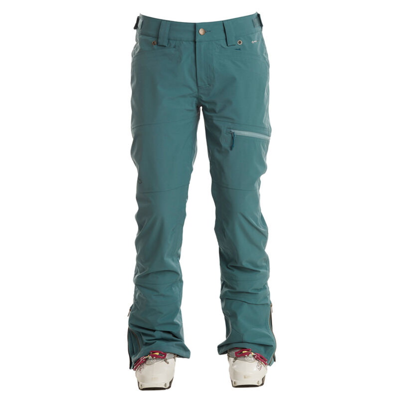Flylow Sassyfrass Shell Pant Womens image number 0