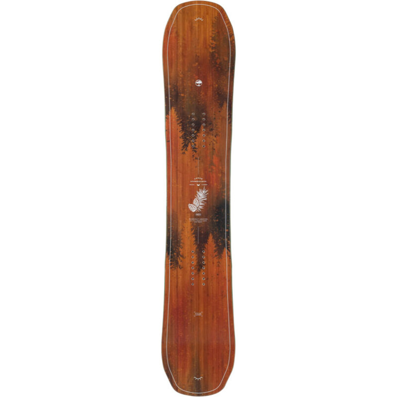 Arbor Swoon Camber Snowboard Womens image number 0