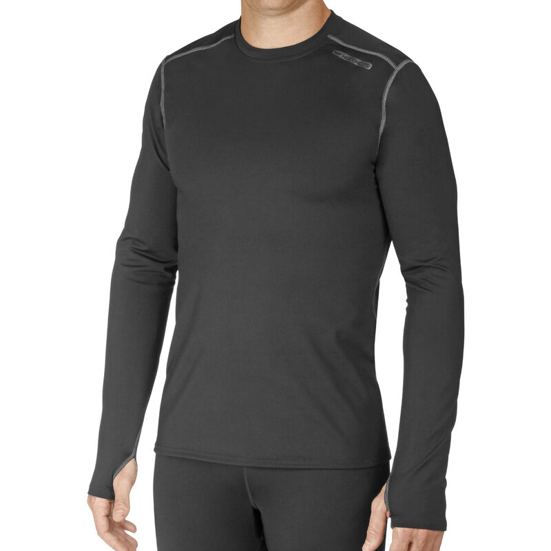 Hot Chillys Micro-Elite Chamois Crew Mens image number 0