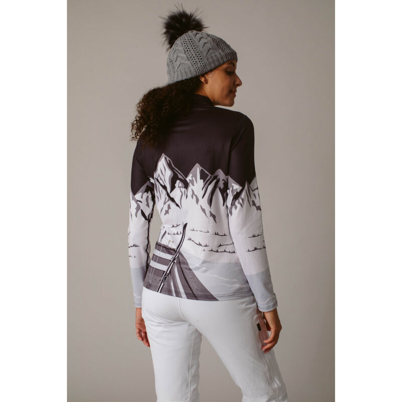 Krimson Klover Après Anyone? Base Layer Womens image number 1